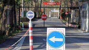 Son dakika haberleri... Corona Virüs önlemi: Avrupaya açılan sınır kapıları yolcu giriş - çıkışlarına kapatıldı