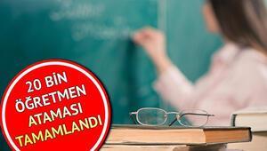 Sözleşmeli öğretmen atama sonuçları açıklandı | MEB öğretmen atama sonucu sorgulama ekranı