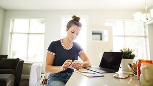 Evler ofis oldu, internet kullanımı katlandı