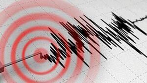 Son dakika haberi: Vanda 4.4 büyüklüğünde deprem