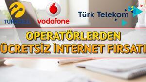Öğrencilere ücretsiz internet nasıl alınır EBA Türk Telekom Vodafone Turkcell ücretsiz internet kampanyası başvurusu