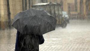 Son dakika... Meteoroloji çok sayıda kenti uyardı Sıcaklıklar düşüyor, yağış geliyor