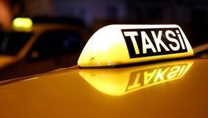 Koronavirüs taksicileri etkiledi Galericiler karar aldı