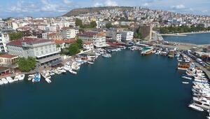 Türkiyenin en yaşlı nüfusu, mutlu kent Sinop'ta