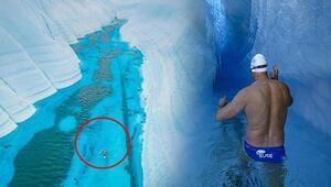Antarktika'nın karanlık sırlarına yolculuk Herkesi şaşkına çevirdi...