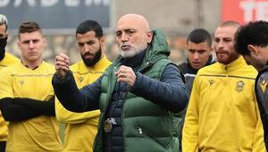 Hikmet Karaman'dan radikal karar Futbolculara...