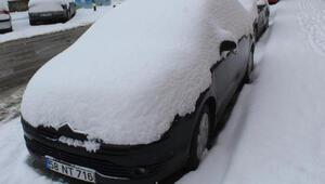 Sivasta 84 yerleşim biriminin yolu kardan kapandı