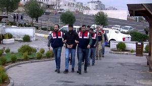Kahramanmaraşta DEAŞ operasyonu: 4 gözaltı