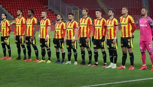 Göztepe'nin golleri savunma ve orta sahadan