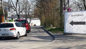 Bavyera'da 2 noktada test istasyonu açıldı