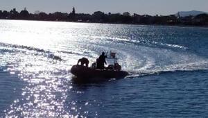 Muğlada denize açıldıktan sonra haber alınamayan 3 kişiyi arama çalışmaları sürüyor
