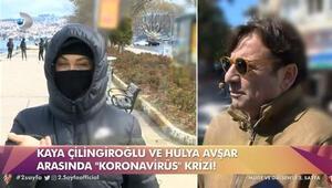 Hülya Avşardan eski eşi Kaya Çilingiroğluna tepki