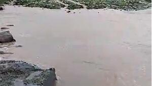 Diyarbakırda menfezler sel baskınlarını önledi