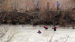 Munzur Nehrinde kaybolan uzman çavuşun arama çalışmalarında 3üncü gün
