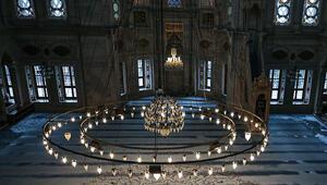Son dakika... Diyanet İşleri Başkanlığı: Cuma günü ve kandil gecesi camiler kapalı tutulacak
