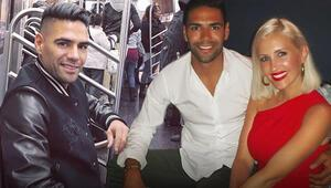 Radamel Falcao ve eşi Lorelei Tarona corona virüsü şoku