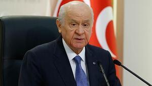MHP lideri Bahçeli: 21 maddelik tedbir paketi hayırlı bir adım