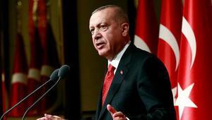 Cumhurbaşkanı Erdoğandan sağlık personellerine teşekkür paylaşımı