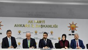 Ankaraya da İstanbul modeli