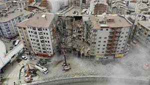 Elazığda 12 saatte 55 deprem meydana geldi