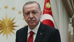 Cumhurbaşkanı Erdoğandan İdlib şehitlerinin ailelerine başsağlığı mesajı