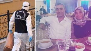 Ankarada korkunç olay Boğarak öldürdü