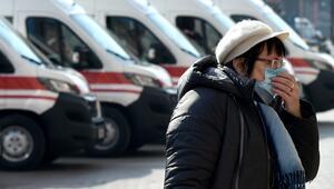 Ukrayna'da corona virüs kaynaklı 3'üncü ölüm