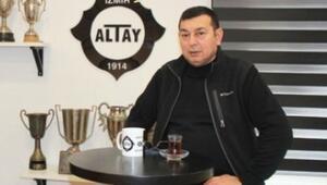Ahmet Taşpınar: Kalan 6 maçta 18 puan neden olmasın, hedefimiz Süper Lig...