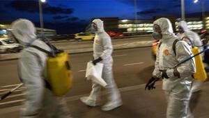 İspanyada durum ağırlaşıyor: Ölü sayısı 1000i geçti