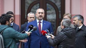 Son dakika... Adalet Bakanı Gül: Cezaevinde Corona Virüs vakası yok
