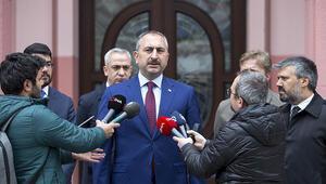Son dakika: Adalet Bakanı Abdulhamit Gül: Cezaevinde Corona Virüs vakası yok