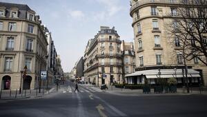Fransada izin belgesiz sokağa çıkan 2 kişi gözaltına alındı