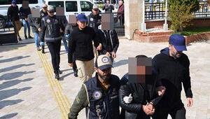 Aydın merkezli suç örgütüne operasyon: 10 tutuklama