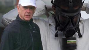 Arsene Wenger, 65 yaş üstü için yapılan corona virüs uyarılarına uymayıp dışarıda spor yaptı