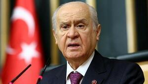 MHP lideri Bahçeliden Corona Virüsü açıklaması