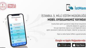 'İstMem mobil uygulama hayata geçti
