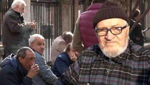 İstanbul'da 65 yaş üstü sokağa çıkma yasağına uymadı Dışarıya çıkmayın dediler ama...