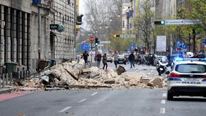 Hırvatistanda 5.3 büyüklüğünde deprem