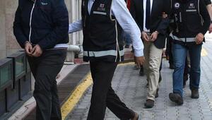 Suruç'ta terör operasyonu: 9 gözaltı