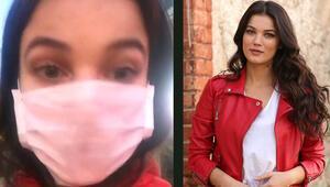 Anneannesi karantinaya alınan ünlü oyuncu Pınar Deniz isyan etti