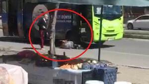 Diyarbakır'da korkunç anlar Mermisi bitti, tüfekle başına vurdu...