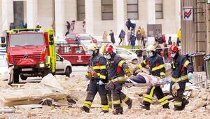 Hırvatistanda deprem