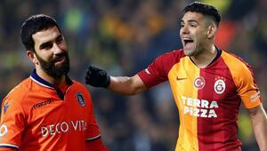 Galatasarayın yıldızı Radamel Falcaodan Fenerbahçe derbisi ve Arda Turan itirafı