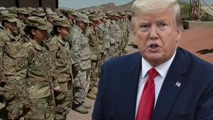 Trump duyurdu Ulusal muhafızlar harekete geçti