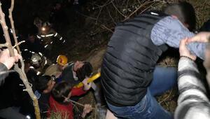 Alkollü sürücü kazanın ardından tedavi eden sağlık görevlisini darbetti: 7 yaralı