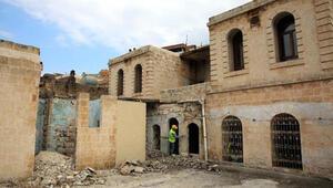 Nobel ödüllü Prof. Dr. Aziz Sancarın evinin müzeye dönüştürülmesi çalışmaları sürüyor