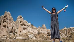 Türkiyeye gelen turist dönmek istemiyor