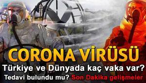 Dakika dakika corona virüs gelişmeleri: Türkiye ve Dünya genelinde son 24 saat..Corona virüs tedavisi bulundu mu