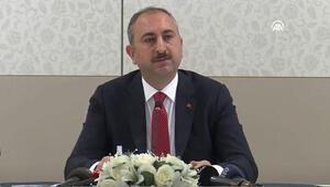 Son dakika Abdülhamit Gül: Cezaevlerinde pozitif corona virüs vakasına rastlanmamıştır