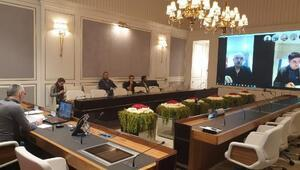 Vali Bilgin'den telekonferanslı toplantı